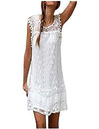 Amazon.es  mango outlet con - Vestidos   Mujer  Ropa b50e577e192f
