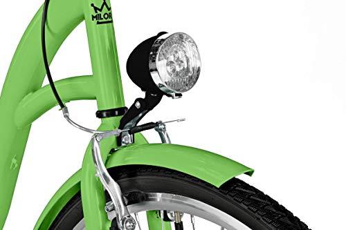 Zoom IMG-2 milord 28 1 velocit bici