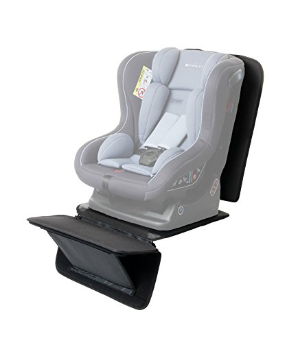 Osann Car Seat Protector And Footrest For Children 2 In 1
