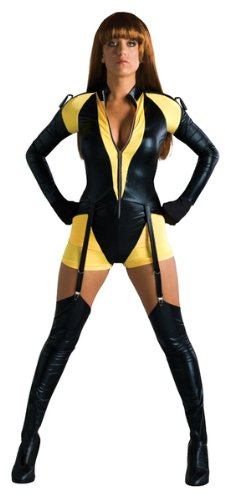Damenkostüm Silk Spectre Watchmen TM - M (Watchmen Kostüme Uk)