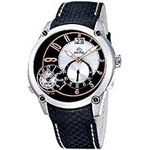 Reloj Jaguar caballero con doble huso horario