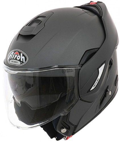 Casco modular Airoh Rev re29 Antracita Mate Talla L