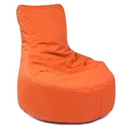 Outbag Sitzsack Slope Plus orange, ca. 85x30x90 cm