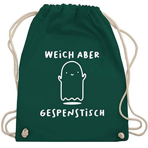 Halloween - Weich aber gespenstisch Halloween - Unisize - Dunkelgrün - WM110 - Turnbeutel & Gym Bag