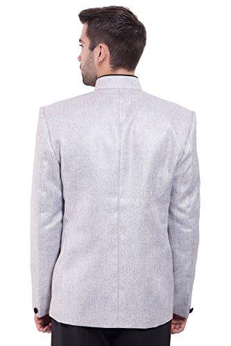 Wintage - Blazer - Homme Argenté - Silber - Greyish Silver
