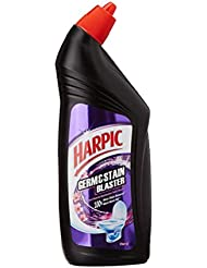 Harpic Germ and Stain Blaster Toilet Cleaner (Floral) - 750 ml.