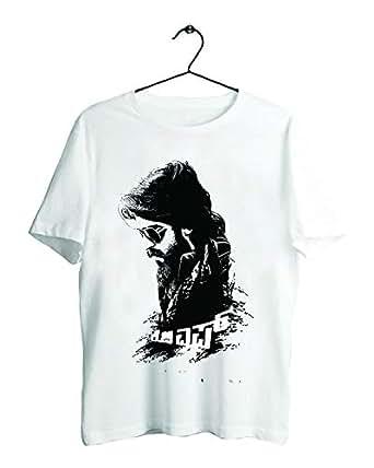 71fec187e TeesKart24 Rocking Star Yash Movie KGF Exclusive T-Shirt: Amazon.in ...