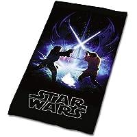 Tex IDEA STAR WARS JODA Skywalker Paño de Terciopelo de toalla de Baño Toalla Sauna 75