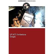 Libro de UF1672 Soldadura Oxigás