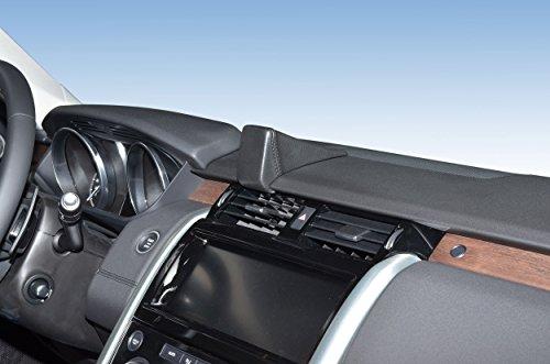 KUDA Telefonkonsole (LHD) für Navi Land Rover Discovery 5 ab 04/2017 in Kunstleder schwarz Discovery-handy