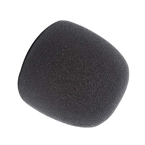 fish Ersatz für Blue Yeti/Pro-Kondensatormikrofon Stretchy PU-Schwamm Abdeckung Pop Filter Windschutzscheibe - Ersatz Pop-filter