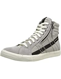 Mens S-Clever Low-Top Sneakers, White (H4034 H4034), 9 UK Diesel