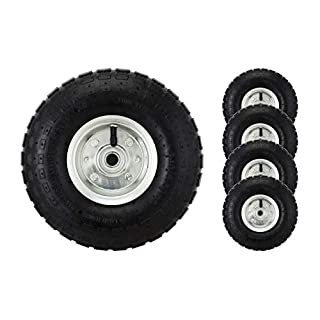 Generic ruck Trolley Wh Tyres arrow Tyre Ty Barrow Tyre 4x 10