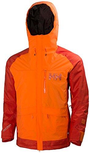 Helly Hansen Fernie Jacket - Giacca per uomo Rojo (Magma 817)