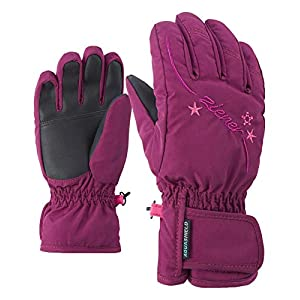 Ziener Kinder Lula As(r) Girls Glove Junior Ski-Handschuhe