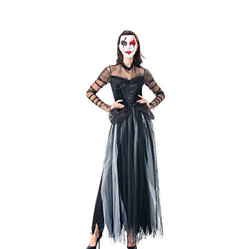 splay Kostüm Adult Cosplay Kostüm Horror Braut Verloren Kostüm Vampir Teufel Weibliche Kostüm Geeignet Für Karneval Thema Parteien Neujahr Festival ()