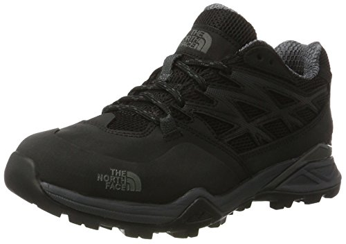 THE NORTH FACE Damen Hedgehog Hike Gore-tex Trekking- & Wanderhalbschuhe Schwarz TNF Black, 39 EU (Stiefel The North Damen Face)