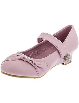 Max B72 Mädchen Geschlossene Ballerinas