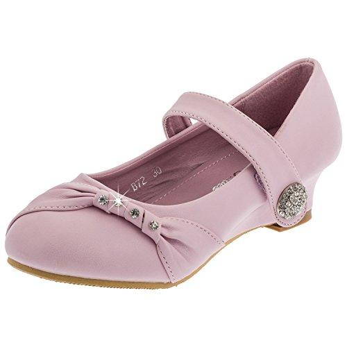 Unbekannt , Ballerines pour fille - #415 Rosa