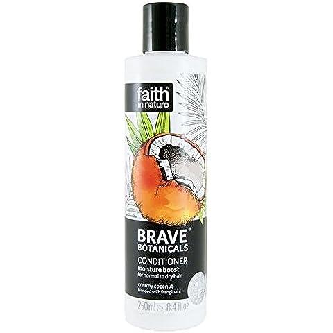 Brave Botanicals coco y Frangipani Hidratante Estimulante 250ml