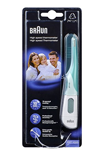 Braun PRT1000 - Termometro digital cabeza flexible