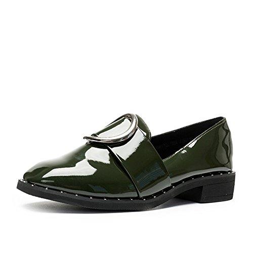 Talon De Chaton De Dame,Talon Carré Set Pieds Rivet Chaussures B