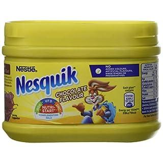 Nesquik Chocolate Flavour Milkshake Powder, 300 g (Pack of 5)