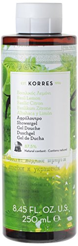 korres-basil-lemon-showergel-250-ml