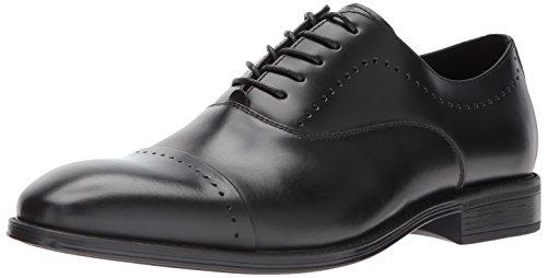 Kenneth Cole New York Herren Design 102212, schwarz, 45 EU Austin Plain Toe
