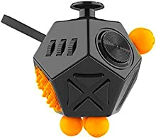 12lados miniatura Juguetes Fidget Magic Dice Alivia la ansiedad y el estrés creativo juguete regalo para adultos y niños