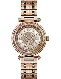 7d18af714bd4 Oro - Más de 500 EUR  Relojes - Amazon.es
