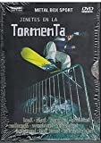 JINETES EN LA TORMENTA - Special edition - metal box - Ski, Wakeboard, Motorcross, and Mountian bike - All Regions