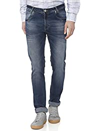 Mufti Men's Slim Fit Jeans