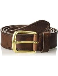 Wrangler Men's Refined Perforate Belt