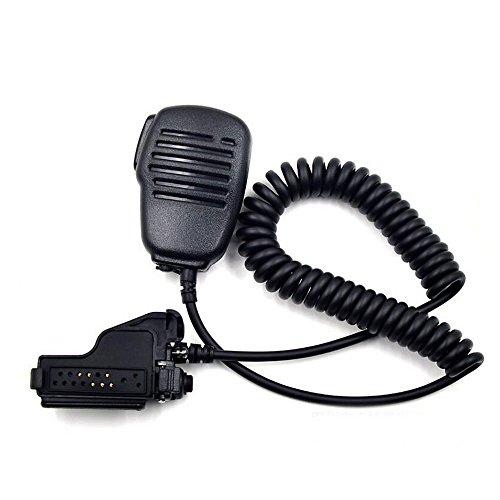 Neue Lautsprecher Mikrofon Handheld PTT 2-Wege-Radio für Motorola HT1000 MT200 GP900 WorldShopping4U