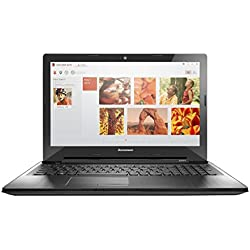 "Lenovo Z50-75 - Portátil de 15.6"" HD (AMD FX-7500, 8 GB de RAM, disco HDD de 1 TB, gráfica Radeon R7 integrada, Windows 10 Home), color negro - Teclado QWERTY Español"