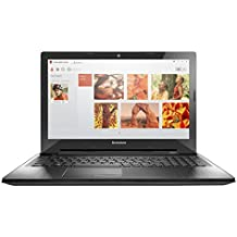 "Lenovo Z50-75 - Portátil de 15.6"" HD (AMD FX-7500, 8 GB de RAM, disco HDD de 1 TB, gráfica Radeon R7 integrada, Windows 10 Home), color negro - Teclado QWERTY Español"