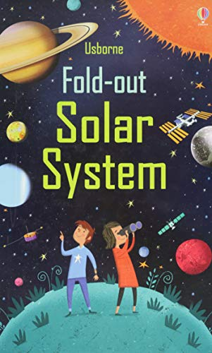 Fold-Out Solar System (Fold-Out Books) (Solar System Books Childrens)