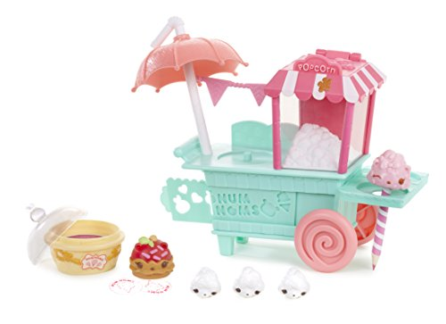 MGA Entertainment 542353GR - Num Noms Art Cart, Verschiedene Spielwaren