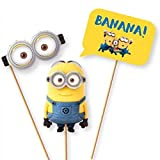 PARTY PROPZ MINION PHOTOBOOTH 3PC