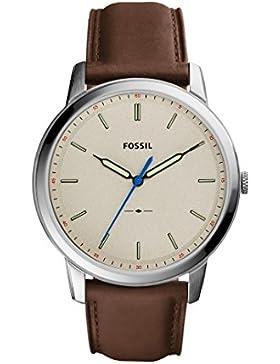 Fossil Uhr für Herren Minimalist FS5306