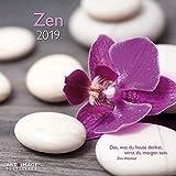 Zen - Broschurkalender - Kalender 2019 - teNeues-Verlag - Art & Image - Wandkalender mit Poster und Platz für Eintragun