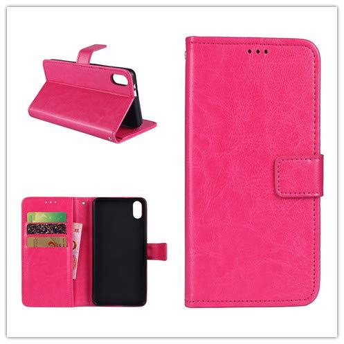Custodia® Flip Brieftasche Hülle mit Standfunktion für Umi Umidigi A3 Pro/Umi Umidigi A3(Muster 7)