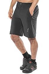LÖFFLER Herren Bike Shorts Comfort 17853 - Bikeshorts mit Innenhose