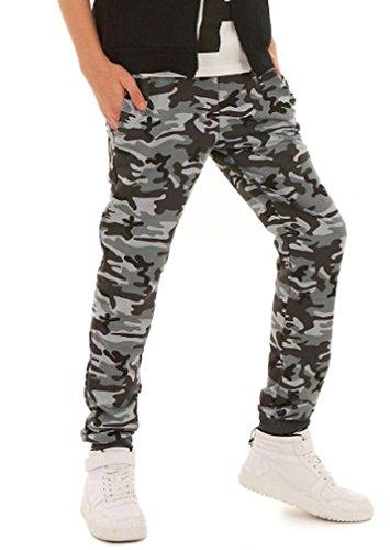 Dykmod Camouflage Militär Jungen Hose Skate hk216 152 Camouflage 2