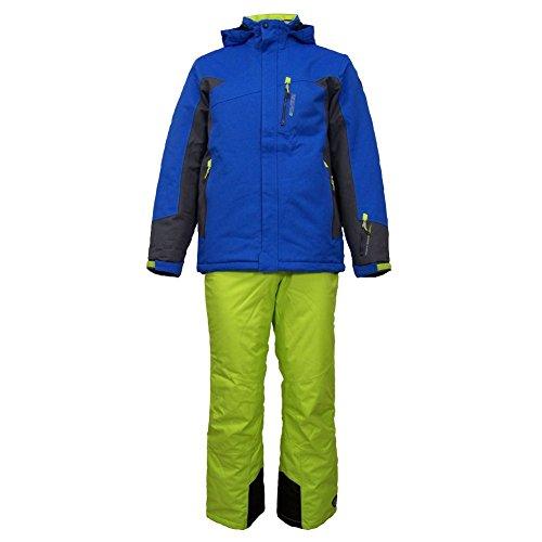 Killtec Ivanio Jr - Ski Set Kinder Skianzug, Farbe:Blau;Bitte Größe wählen:152
