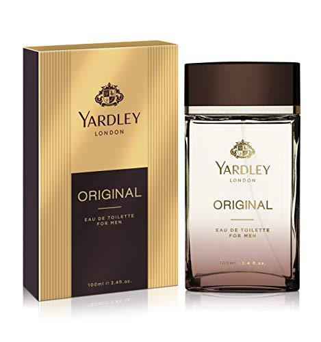 Yardley London Yardley Original by EAU De Toilette Spray 3.4 oz / 100 ml (Men) - London Eau De Toilette Spray
