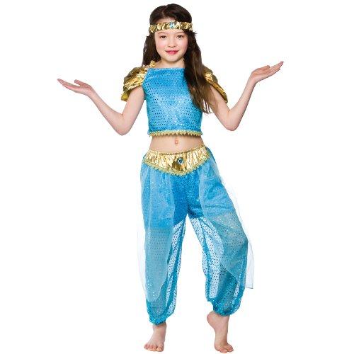 Disfraz de Arabia princesa de Halloween niñas talla Medio
