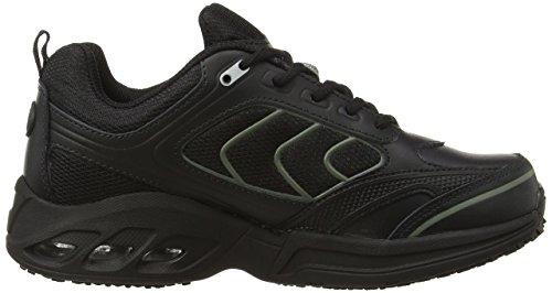 Shoes for Crews Revolution, Baskets de travail femme Noir - Noir