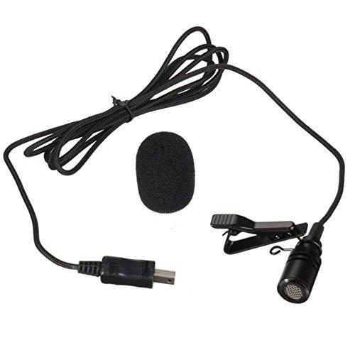Micrófono GitUp 2 GitUp 3 Firefly 8s GoPro Hero4 SJCAM SJ6 SJ7 SJ360 Action Camera